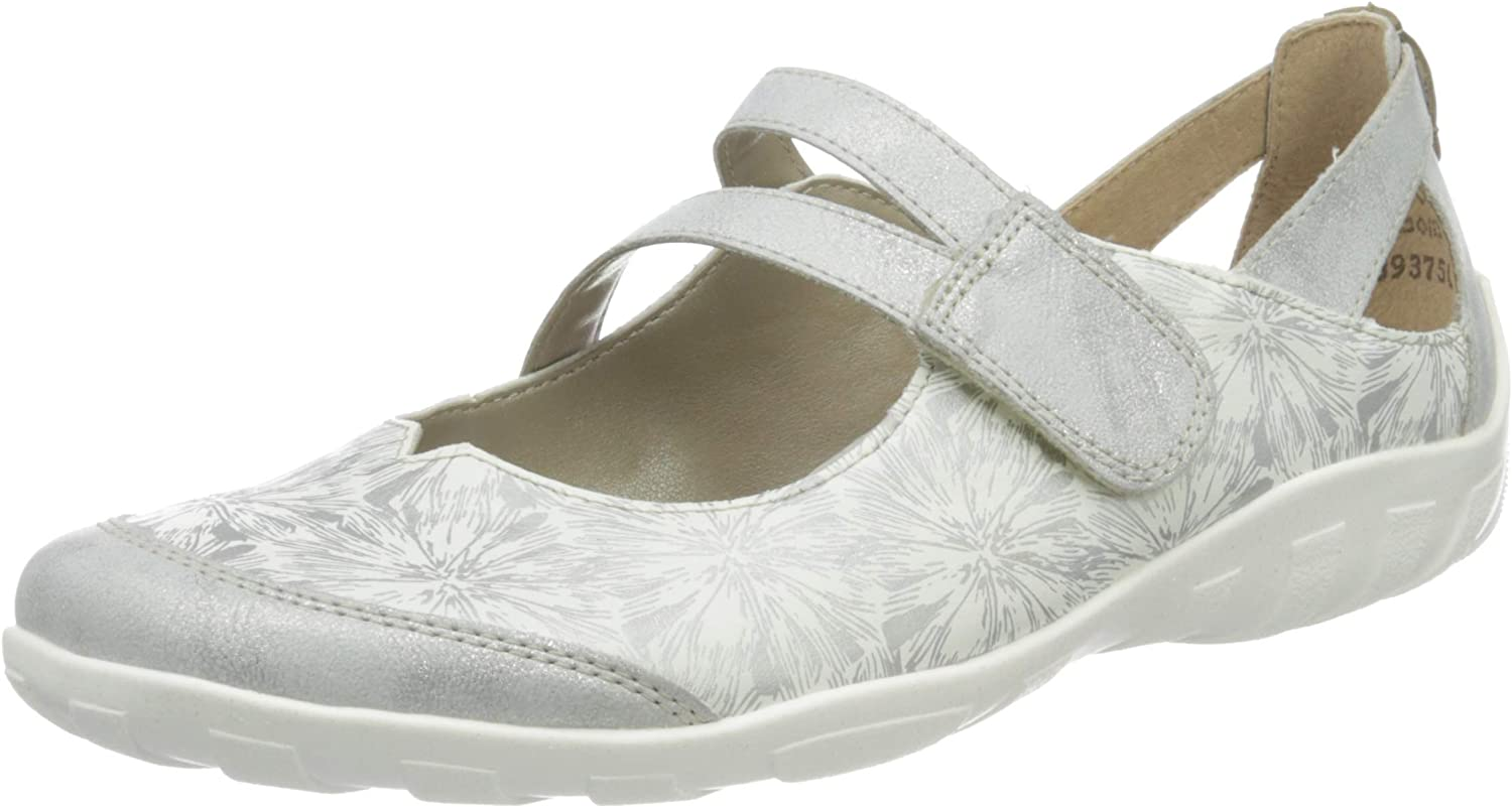 Remonte Women's Inexpensive Japan's largest assortment Ankle Flats Strap Ballet