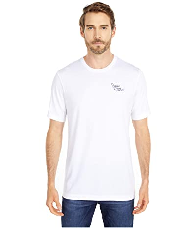 TravisMathew Jayus T-Shirt (White) Men