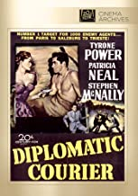 diplomatic courier 1952