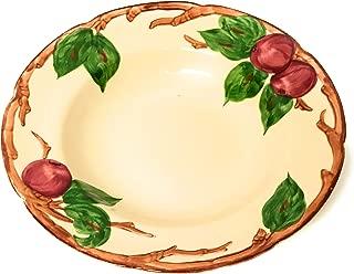 franciscan dinnerware apple pattern