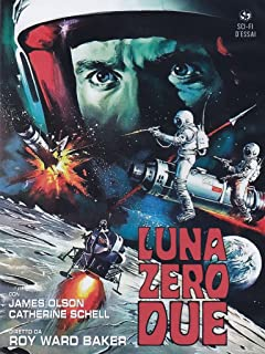 Luna Zero Due [Italian Edition]