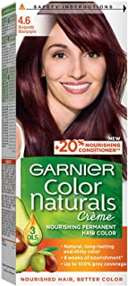 Garnier Color Naturals 4.6 burgundy Haircolor