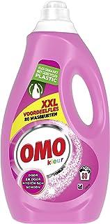 Omo Semi-geconcentreerd Kleur Wasmiddel - 80 wasbeurten - 1 x 4 Liter