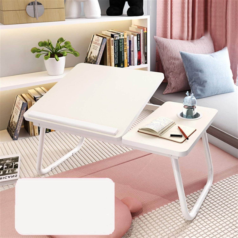 [Alternative dealer] JUNMIN Adjustable Laptop Desk Brand new Foldable Bed Table Tray No