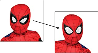 Rubie's Marvel Spider-Man Far From Home Child's Deluxe Spider-Man Lenticular Fabric Mask