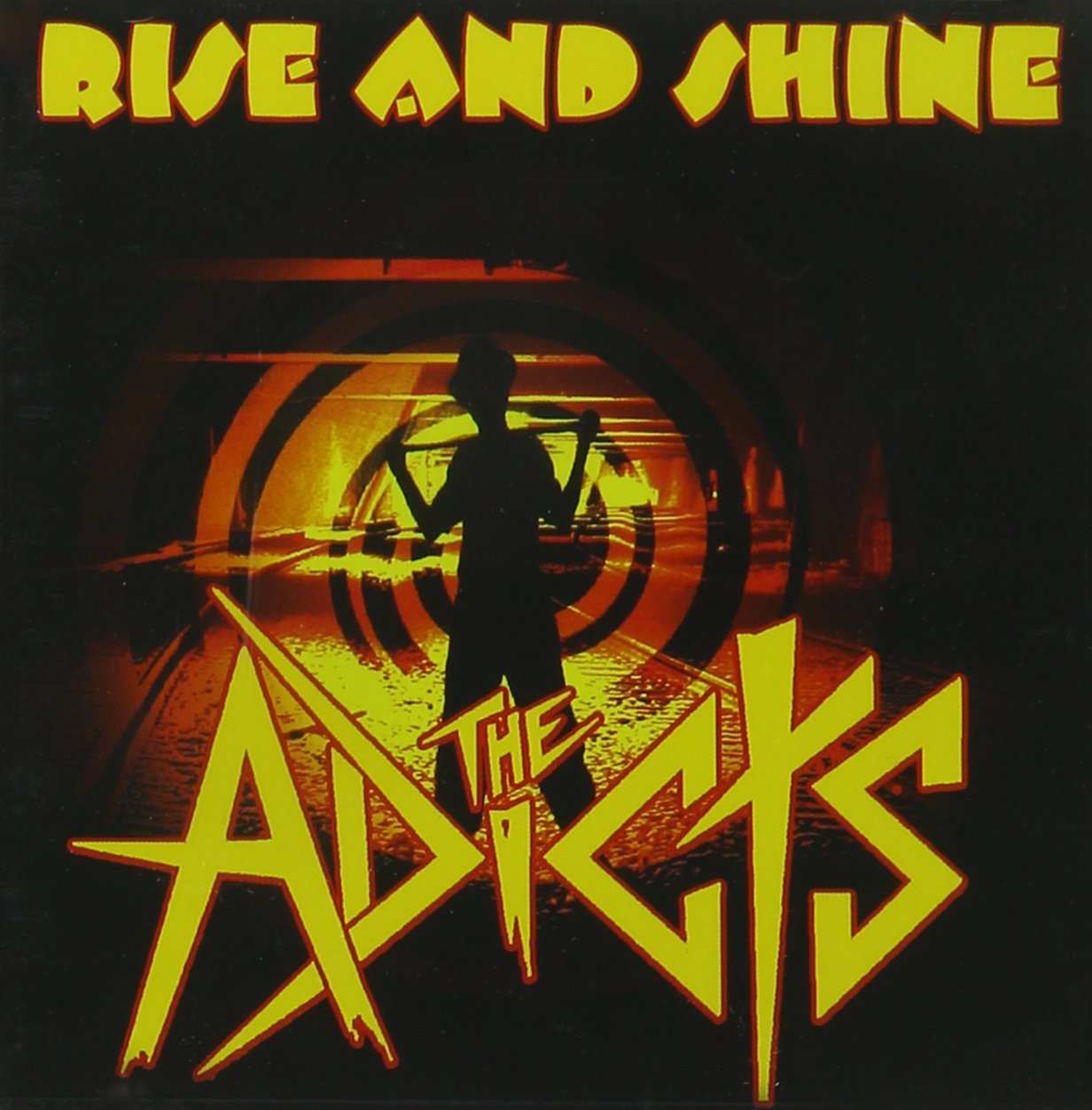 The Adicts - Rise And Shine (2002) [FLAC] Download