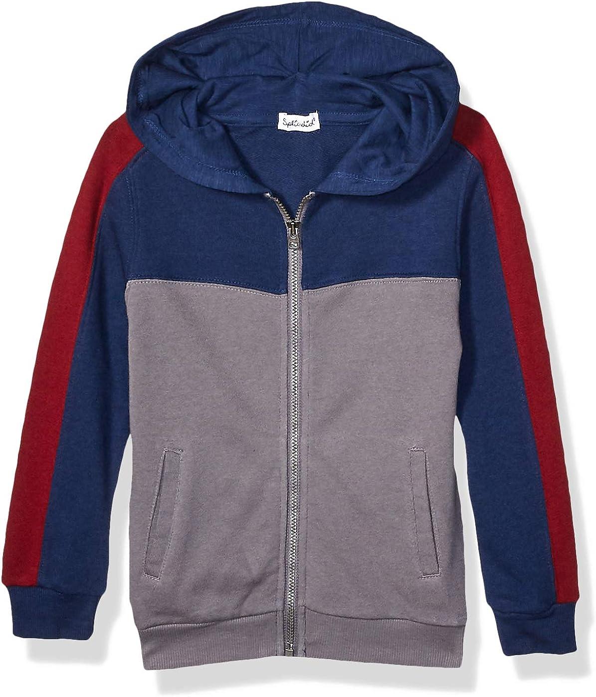 Splendid Boys' Little Hoodie Jacket