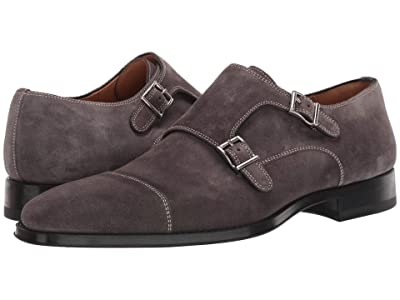 Magnanni Cotillas II (Grey Suede) Men