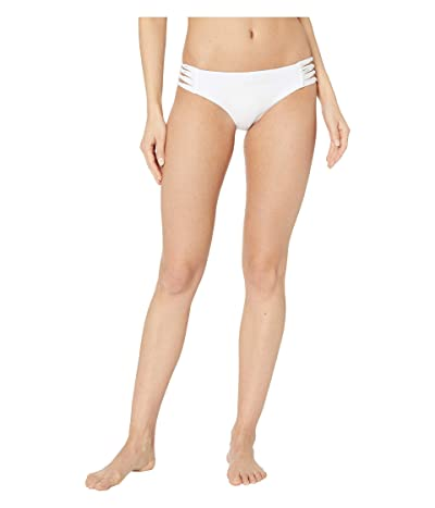 Body Glove Smoothies Ruby Low Rise Bottom (Snow) Women