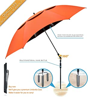 Best portable umbrella beach Reviews