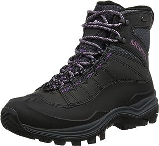 "Merrell Women's Thermo Chill 6"" Shell Waterproof Sneaker"