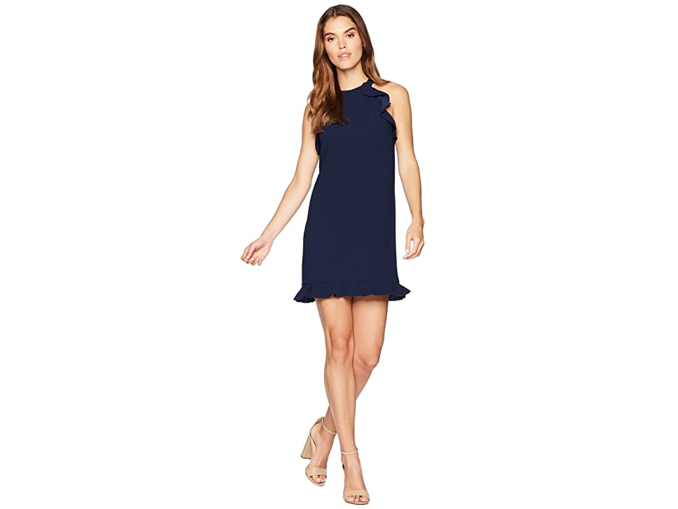 Trina Turk Myers Dress (Indigo) Women
