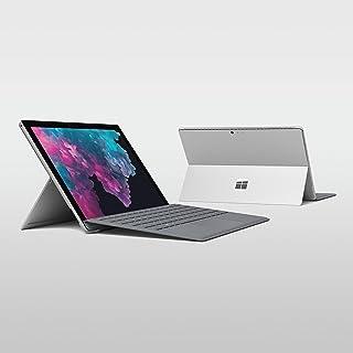 Microsoft Surface Pro 6 (LGP-00006), 2 in 1 Laptop, Intel Core i5-8250U, 12.3 Inch, 128GB SSD, 8GB RAM, Intel UHD Graphic...