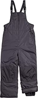 Cherokee Mens Insulated Water Resistant Ski Snowboard Snowbib Overall Pants (Plus Size Avail)