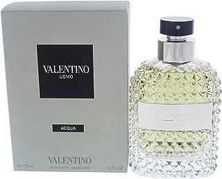 Valentino Uomo Acqua By Valentino for Men - 4.2 Oz Edt Spray, 4.2 Oz