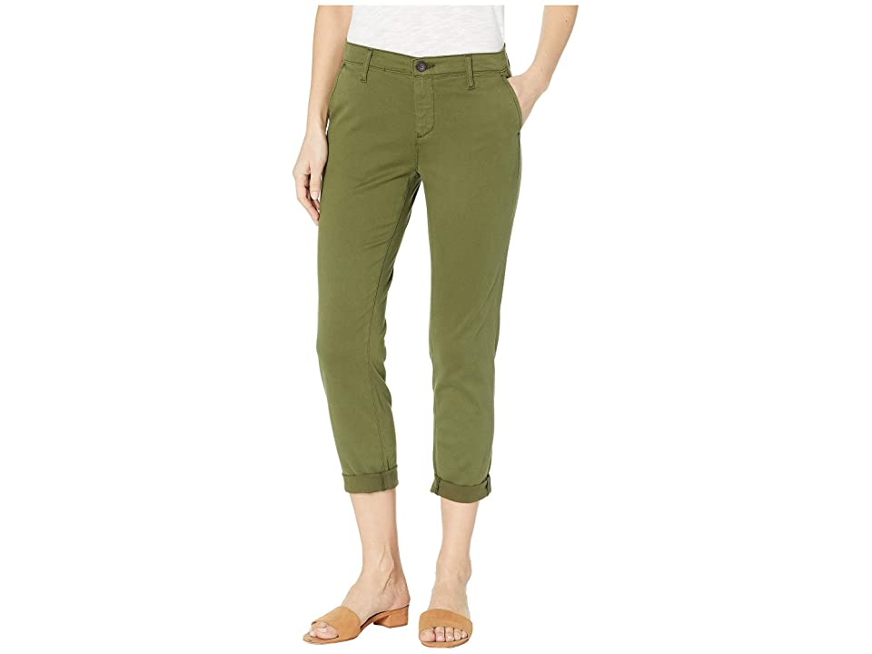 Image of AG Adriano Goldschmied Caden in New Spruce (New Spruce) Women's Jeans