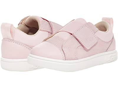 UGG Kids Rennon Low (Toddler/Little Kid) (Seashell Pink) Girl