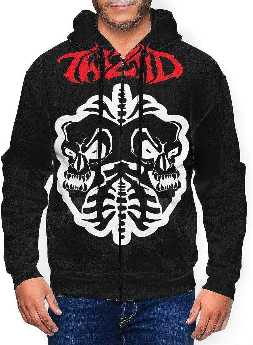 RobinEllis Twiztid Men's Hoodie Jacket 高額売筋 Sweatshirt Full-Zip 返品交換不可 Autum