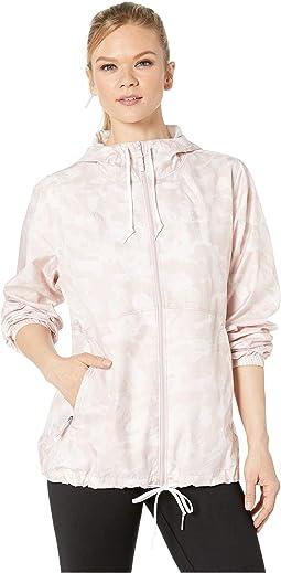 Mineral Pink Camo Print