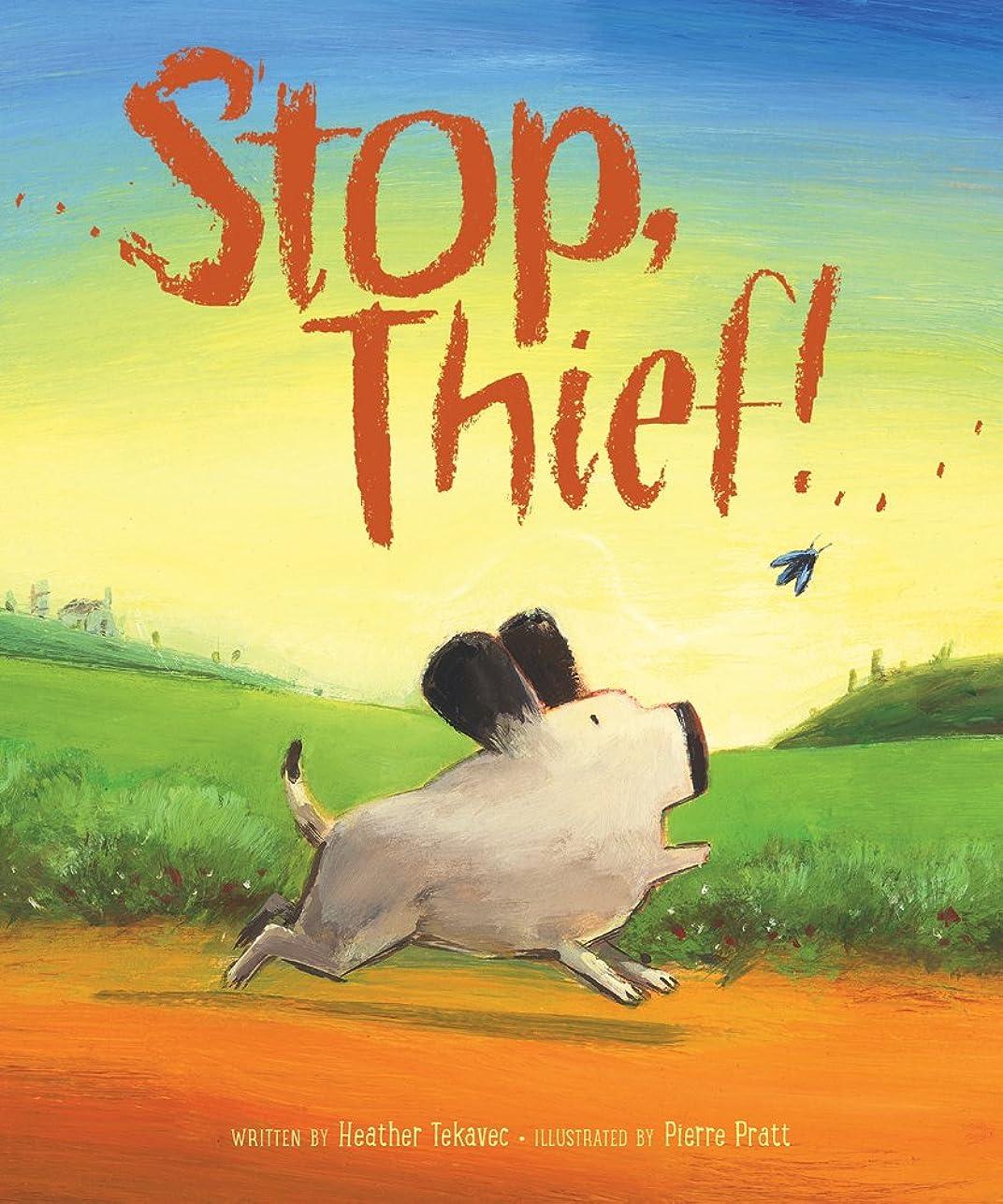 委員会文化柔らかさStop, Thief! (English Edition)