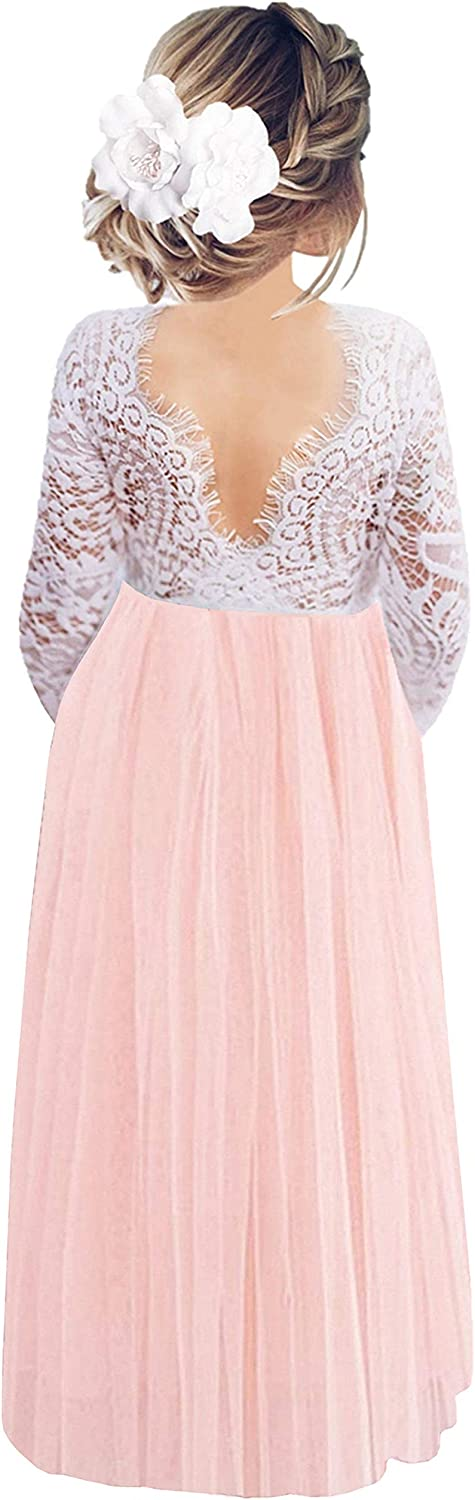 2Bunnies Girl Peony Lace Back 70% OFF Outlet OFFicial shop A-Line Tutu F Tulle Party Straight