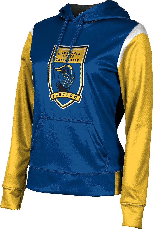 ProSphere Worcester State University Girls' Pullover Hoodie, School Spirit Sweatshirt (Tailgate)