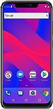"BLU VIVO XI+ - 6.2"" Full HD+ Display Smartphone, 128GB+6GB RAM, AI Dual Cameras -Black (Renewed)"