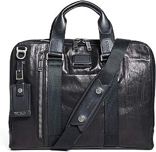 Tumi Men's Alpha Bravo Aviano Slim Brief Briefcase, One Size