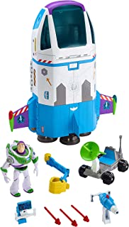 Disney- Toy Story 4 Nave Espacial Buzz Lightyear, juguetes
