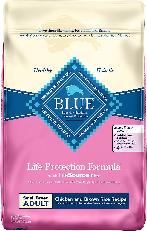 Blue Buffalo Life Protection Formula Small Breed Recipe