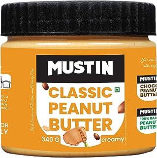 Mustin Classic Peanut Butter Creamy (340)