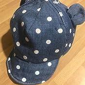 Belsen Ni/ño suave de dibujos animados gorras de b/éisbol beb/é sombrero de ala plana