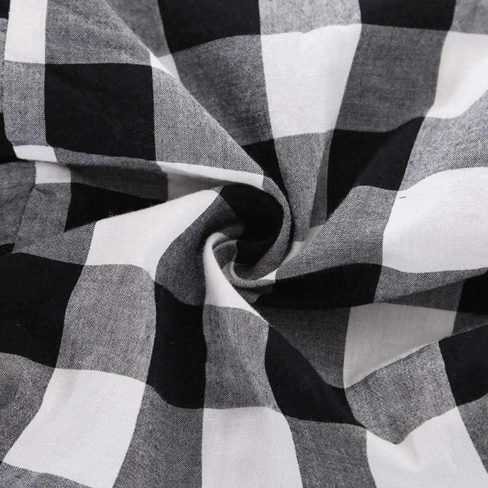 YAHAO Oreiller Geant De Grossesse Oreiller De Grossesse en Forme De U 100% Coton Détachable Lavable pour Le Sommeil Latéral,H F