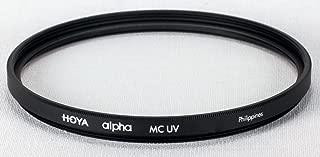 Hoya 55mm Alpha Multi-Coated UV Optical Glass Filter