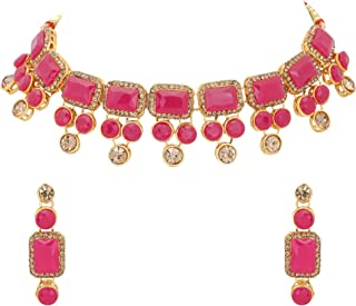 6541c76cc9d01 Amazon.in: RED STONE JEWELLERY - Women: Jewellery