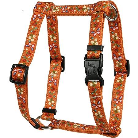 Yellow Dog Design Aztec Sand Roman Style H Dog Harness
