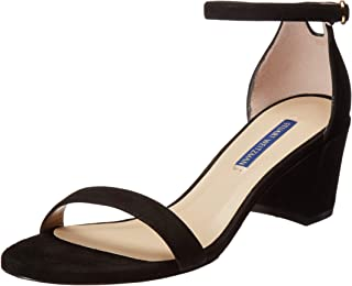 Stuart Weitzman Women's Simple Heeled Sandal