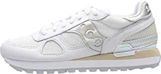 Saucony Shadow Original sneaker Bianco-Argento da Donna S60565-2
