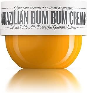 Sol de Janeiro Bum Bum Cream Travel Size 2.5oz / 75ml, Pack of 1