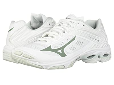 Mizuno Wave Lightning Z5 (White) Women