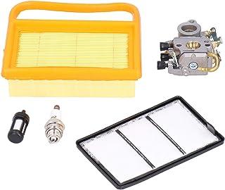 Carburateur Luchtfilter Voorfilterset Vervangende kettingzaagaccessoire voor TS410 TS420, kettingzaagonderdelen