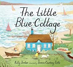The Little Blue Cottage