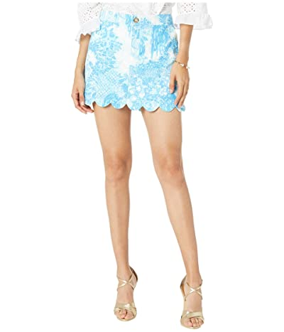 Lilly Pulitzer Colette Skort (Multi Toile Me About It) Women