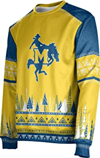 ProSphere McNeese State University Ugly Holiday Men's Sweater - Wonderland