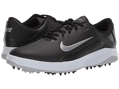 Nike Golf Vapor (Black/Metallic Cool Grey/White/Pure Platinum) Men