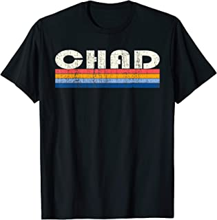 Vintage 70s 80s Style Chad T-Shirt