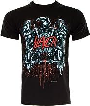 Camiseta Oficial Slayer Eagle munición Blood Logo Todos los tamaños