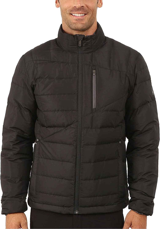Spyder Outlet ☆ Free Shipping Men's Dolomite Coat Zip Full 25% OFF