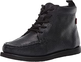 MARC JOSEPH NEW YORK Kids' Leather Made in Brazil Lightweight Chukka Ankle Boot