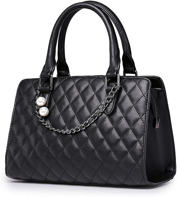 Handtasche Casual Handtasche Schultertasche Messenger Cross Body Bag Bag Bag Lady PU B07DW1YQTP 2a1e5e